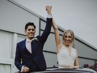 La boda de Iria  y Albert  1