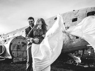 La boda de Alberto y Emma