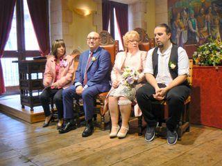 La boda de fernando y inmacculada 1