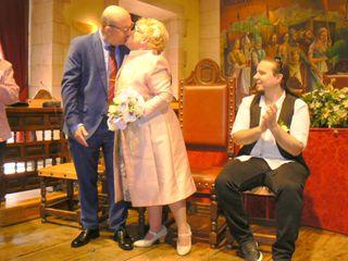 La boda de fernando y inmacculada