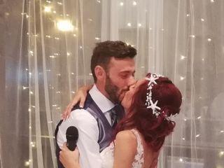 La boda de Athenea y Raul 1