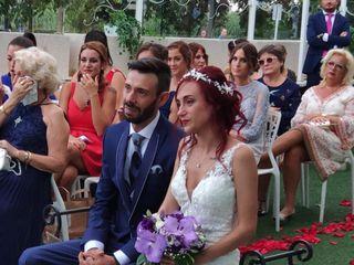 La boda de Athenea y Raul