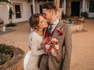 La boda de Elena y Miguel