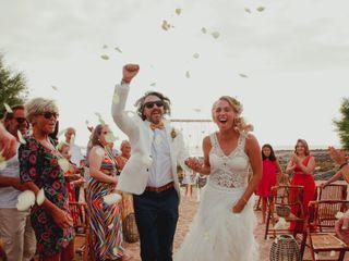 La boda de Jule y Mariano