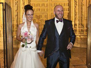 La boda de Belén  y Freddie