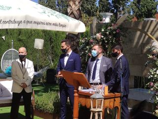 La boda de Estela  y Rafa 2