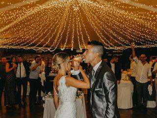La boda de Gisela y Isaac