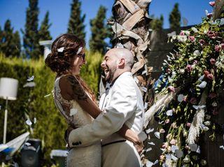 La boda de Estela  y Rafa