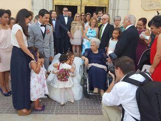 La boda de Katherine  y Martín  1