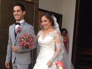 La boda de Katherine  y Martín  2