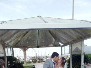 La boda de Katherine  y Martín  3