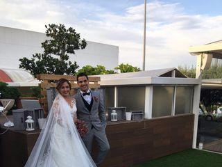 La boda de Katherine  y Martín