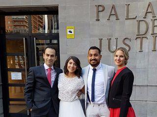 La boda de Fabianna Michelle y Carlos Javier
