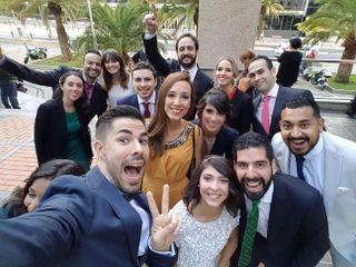 La boda de Fabianna Michelle y Carlos Javier 3