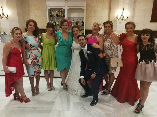 La boda de Alberto y Virginia en Linares, Jaén 7