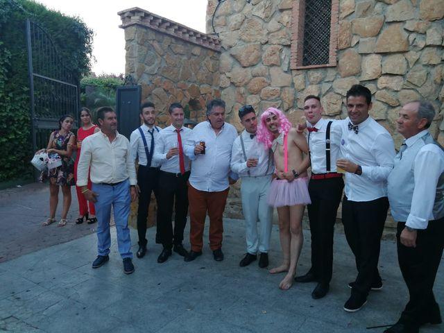 La boda de Alberto y Virginia en Linares, Jaén 9