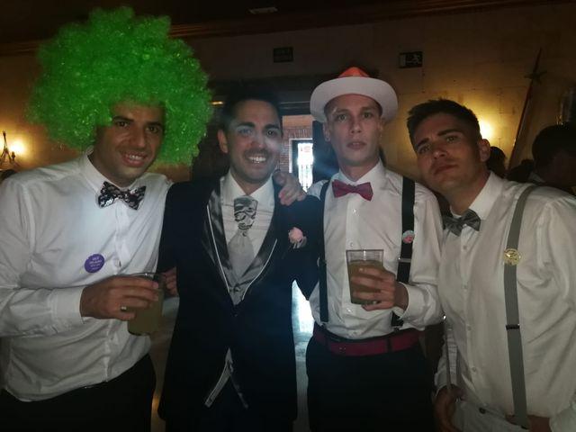 La boda de Alberto y Virginia en Linares, Jaén 10