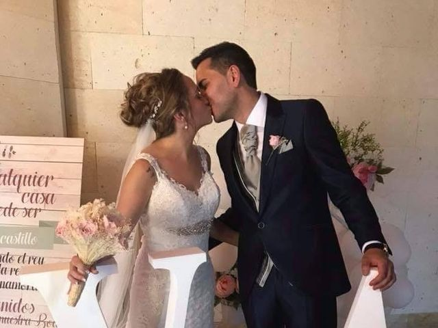 La boda de Alberto y Virginia en Linares, Jaén 11