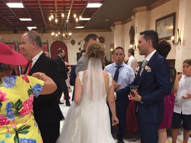 La boda de Alberto y Virginia en Linares, Jaén 14