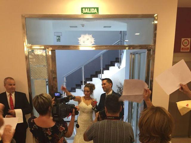 La boda de Alberto y Virginia en Linares, Jaén 16