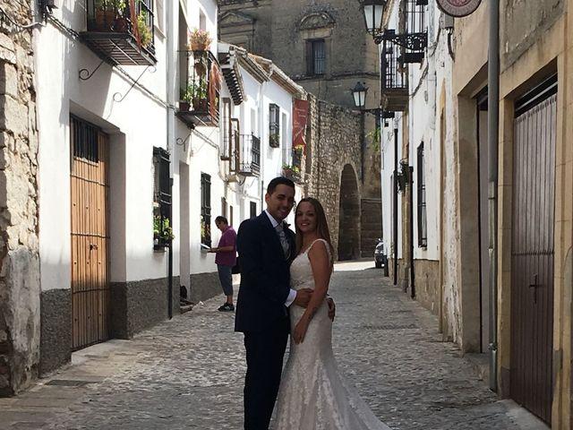 La boda de Alberto y Virginia en Linares, Jaén 17