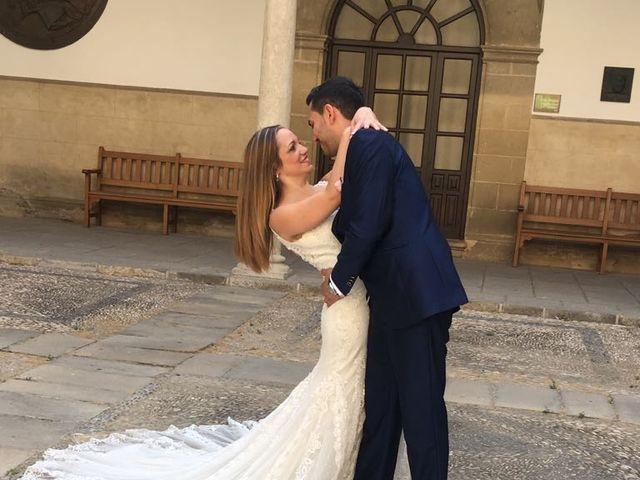 La boda de Alberto y Virginia en Linares, Jaén 18