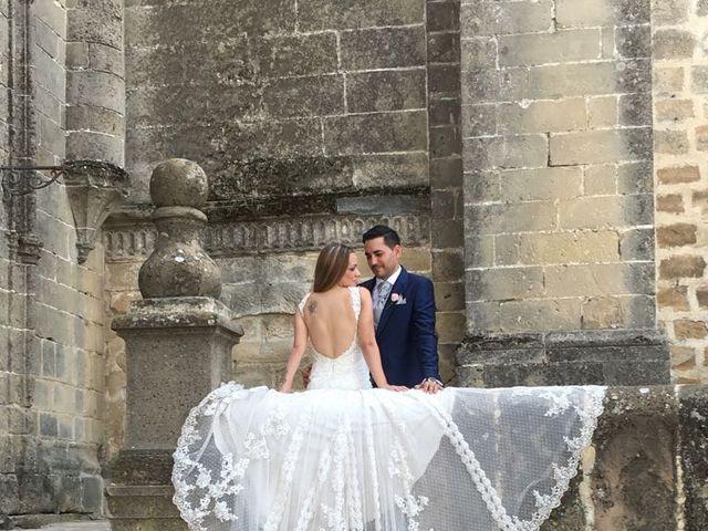 La boda de Alberto y Virginia en Linares, Jaén 23