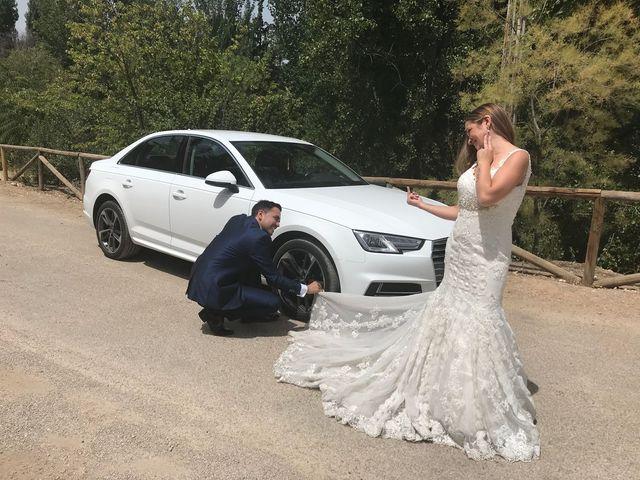 La boda de Alberto y Virginia en Linares, Jaén 24