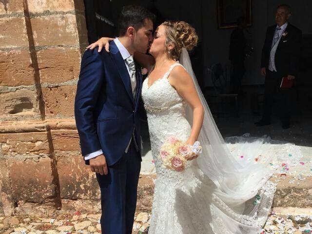 La boda de Alberto y Virginia en Linares, Jaén 28