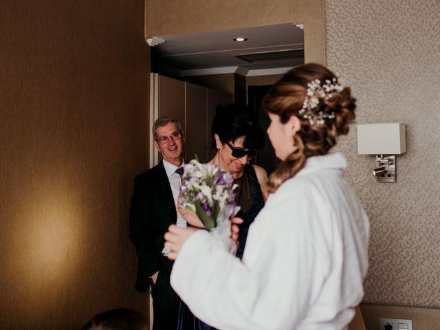 La boda de Pablo y Lucía en Donostia-San Sebastián, Guipúzcoa 7