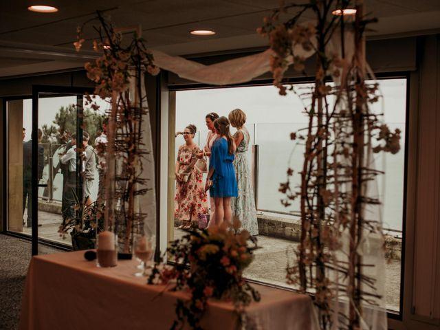 La boda de Pablo y Lucía en Donostia-San Sebastián, Guipúzcoa 88