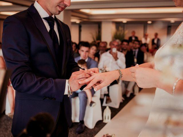 La boda de Pablo y Lucía en Donostia-San Sebastián, Guipúzcoa 189