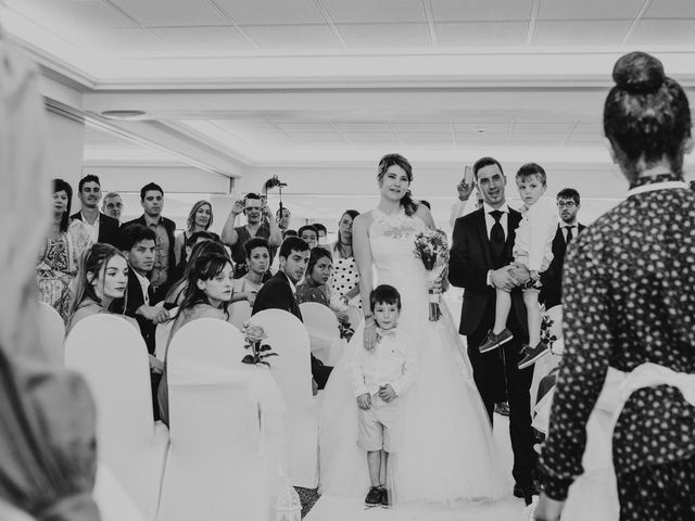 La boda de Pablo y Lucía en Donostia-San Sebastián, Guipúzcoa 221