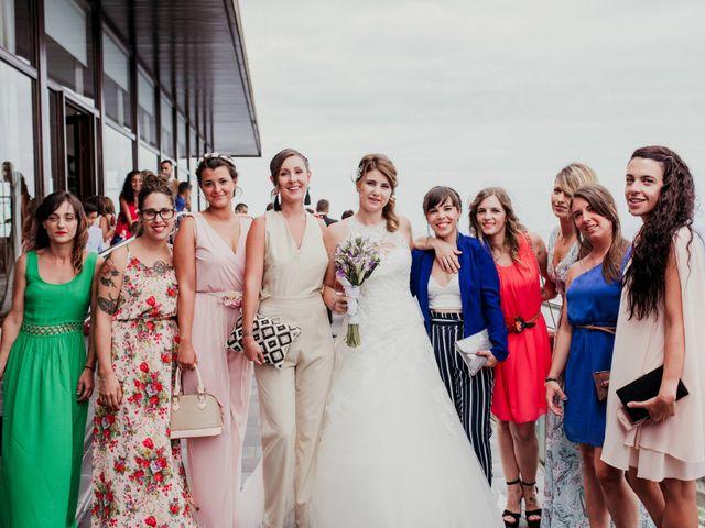 La boda de Pablo y Lucía en Donostia-San Sebastián, Guipúzcoa 226