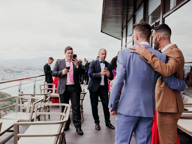 La boda de Pablo y Lucía en Donostia-San Sebastián, Guipúzcoa 230