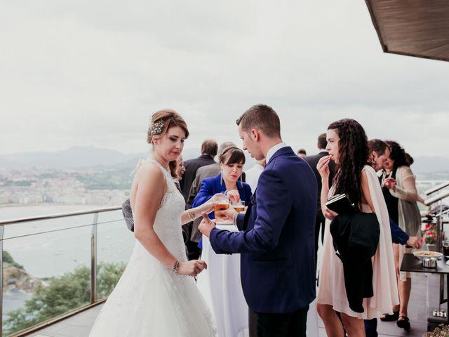 La boda de Pablo y Lucía en Donostia-San Sebastián, Guipúzcoa 231