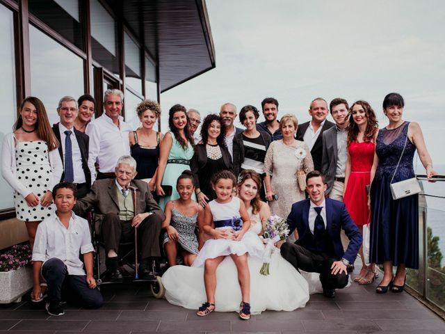 La boda de Pablo y Lucía en Donostia-San Sebastián, Guipúzcoa 236