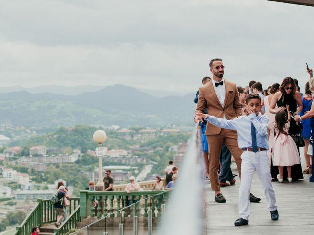 La boda de Pablo y Lucía en Donostia-San Sebastián, Guipúzcoa 264