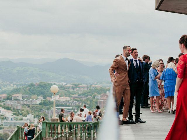 La boda de Pablo y Lucía en Donostia-San Sebastián, Guipúzcoa 265