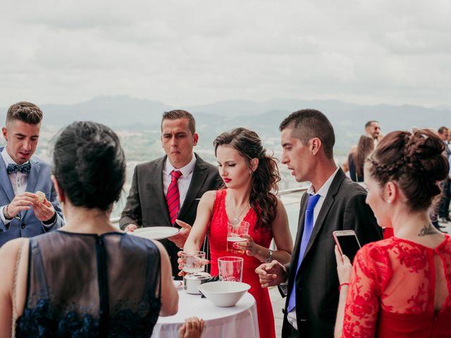 La boda de Pablo y Lucía en Donostia-San Sebastián, Guipúzcoa 267