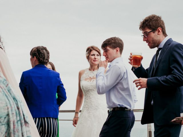 La boda de Pablo y Lucía en Donostia-San Sebastián, Guipúzcoa 269