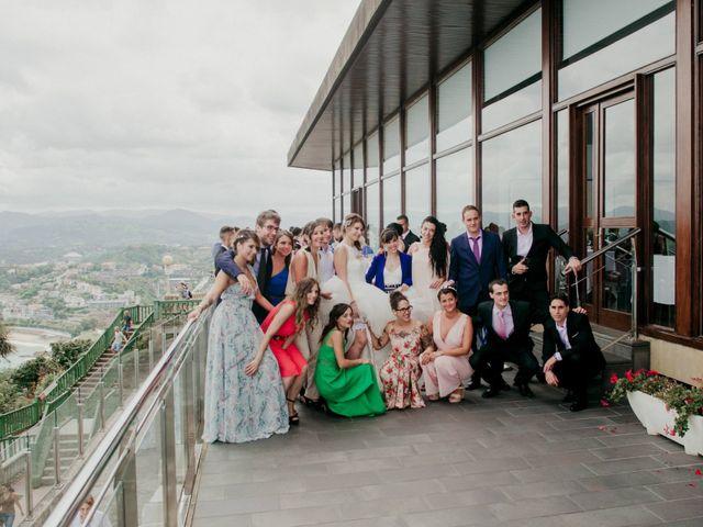 La boda de Pablo y Lucía en Donostia-San Sebastián, Guipúzcoa 273