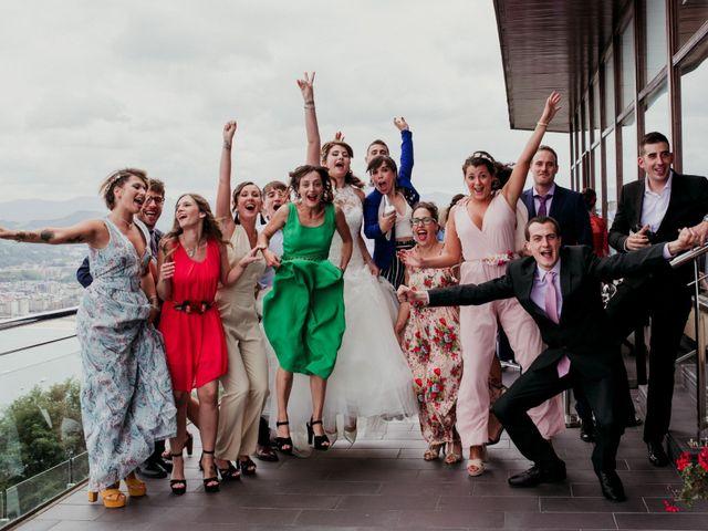 La boda de Pablo y Lucía en Donostia-San Sebastián, Guipúzcoa 275