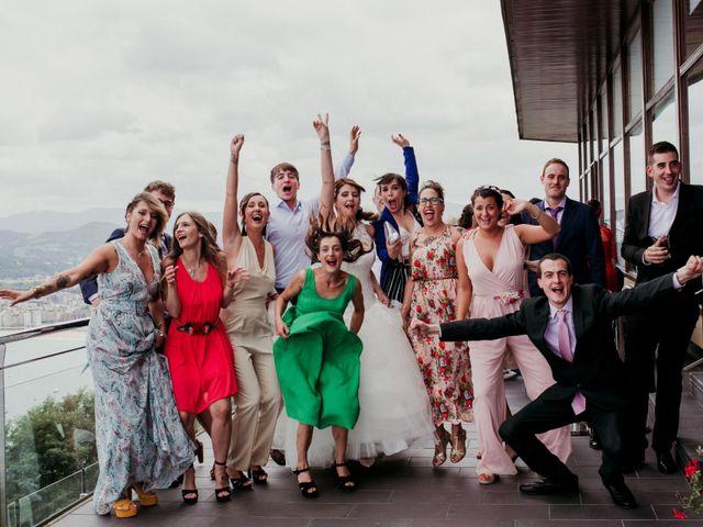 La boda de Pablo y Lucía en Donostia-San Sebastián, Guipúzcoa 276