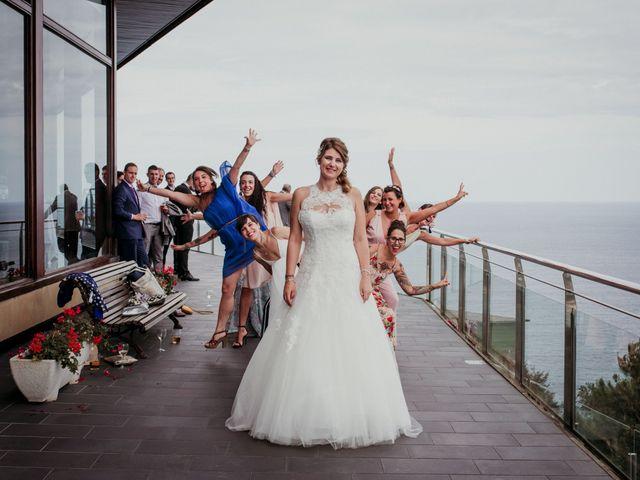 La boda de Pablo y Lucía en Donostia-San Sebastián, Guipúzcoa 277