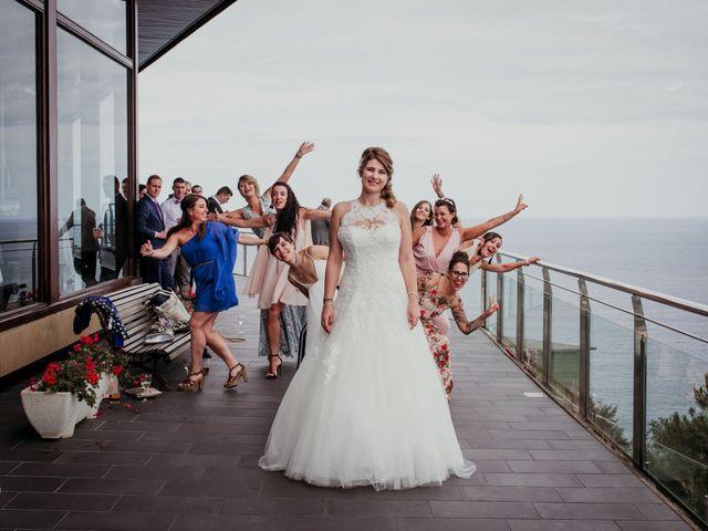 La boda de Pablo y Lucía en Donostia-San Sebastián, Guipúzcoa 279