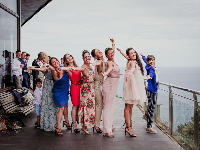 La boda de Pablo y Lucía en Donostia-San Sebastián, Guipúzcoa 280