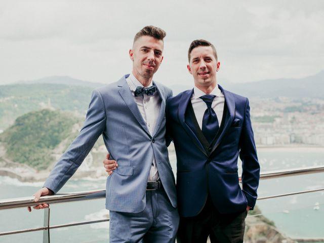 La boda de Pablo y Lucía en Donostia-San Sebastián, Guipúzcoa 282