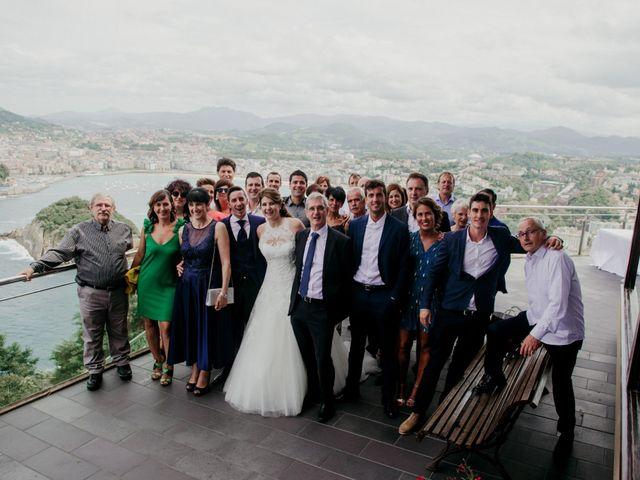 La boda de Pablo y Lucía en Donostia-San Sebastián, Guipúzcoa 285
