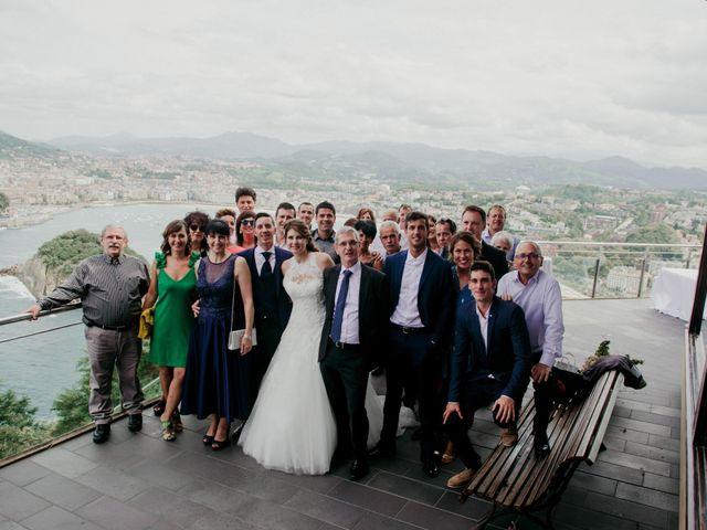 La boda de Pablo y Lucía en Donostia-San Sebastián, Guipúzcoa 286